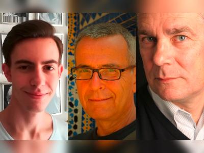 Ein Abend für die Poesie mit Reinhard Kiefer, Christoph Leisten, Adrian Krug und Bernhard Albers