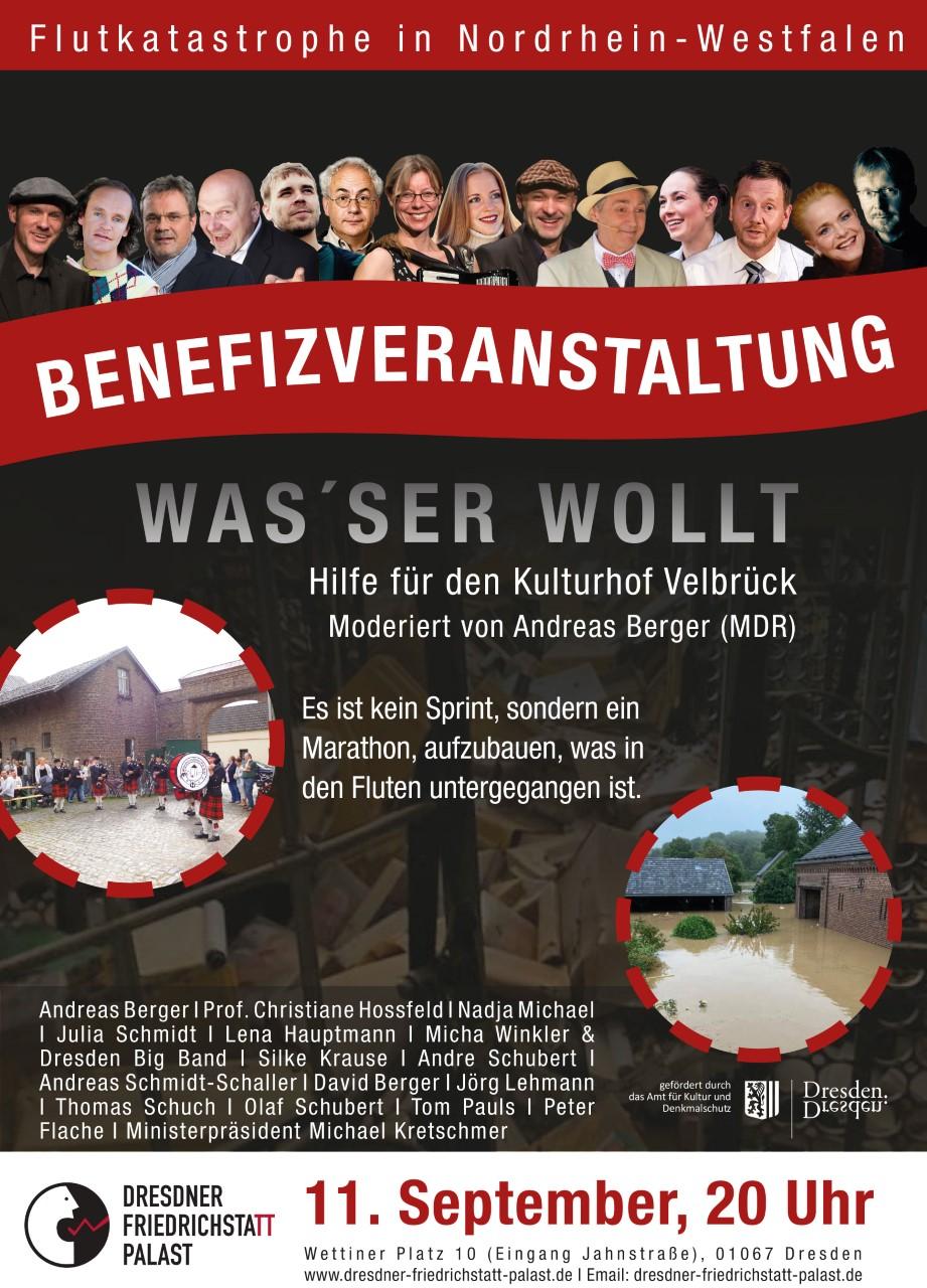 Friedrichstatt Palast Dresden_Flyer Benefiz
